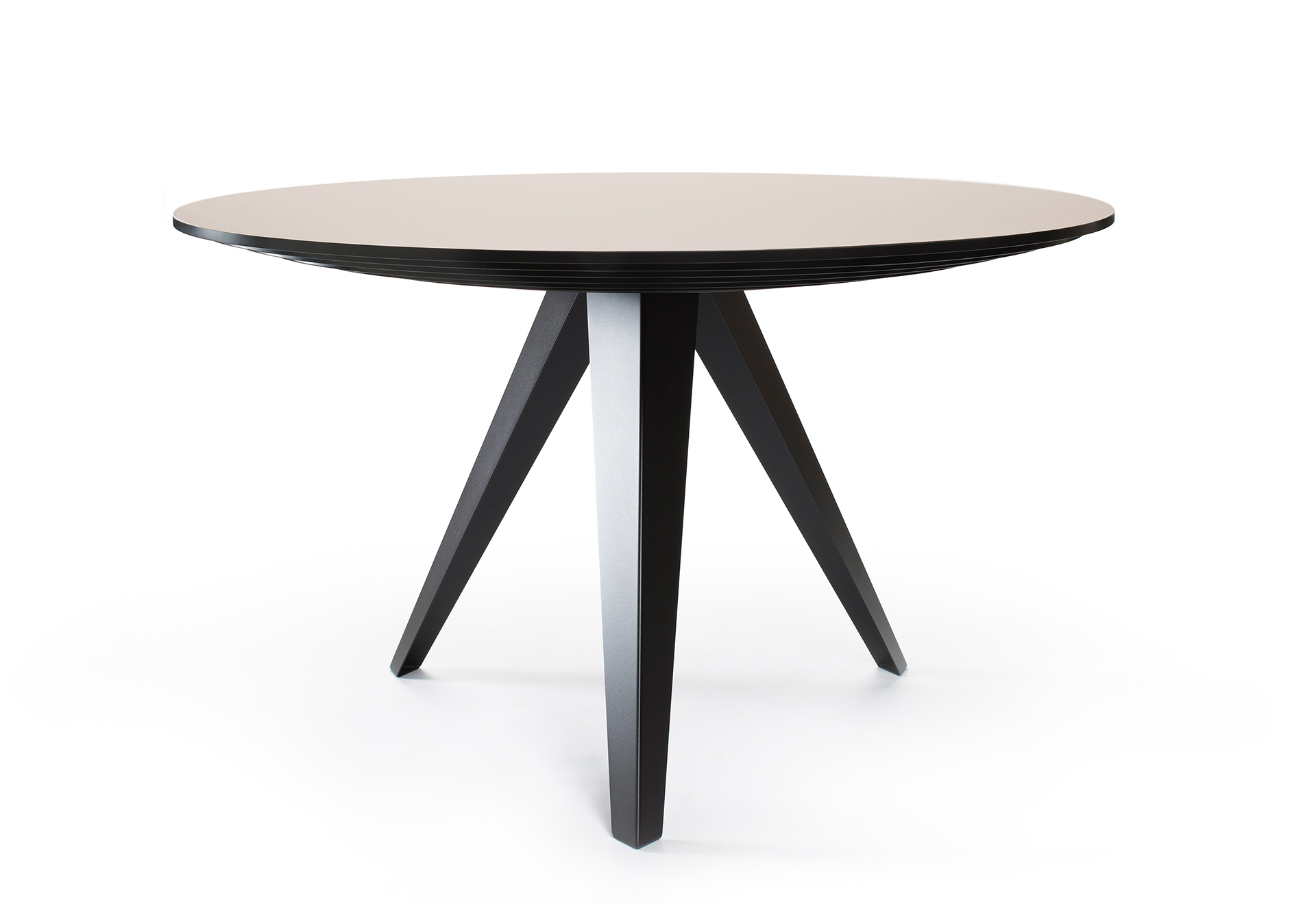 Tafel Rond Design.Ronde Eettafel Belly L Kees Marcelis L Odesi Your Dutch Design