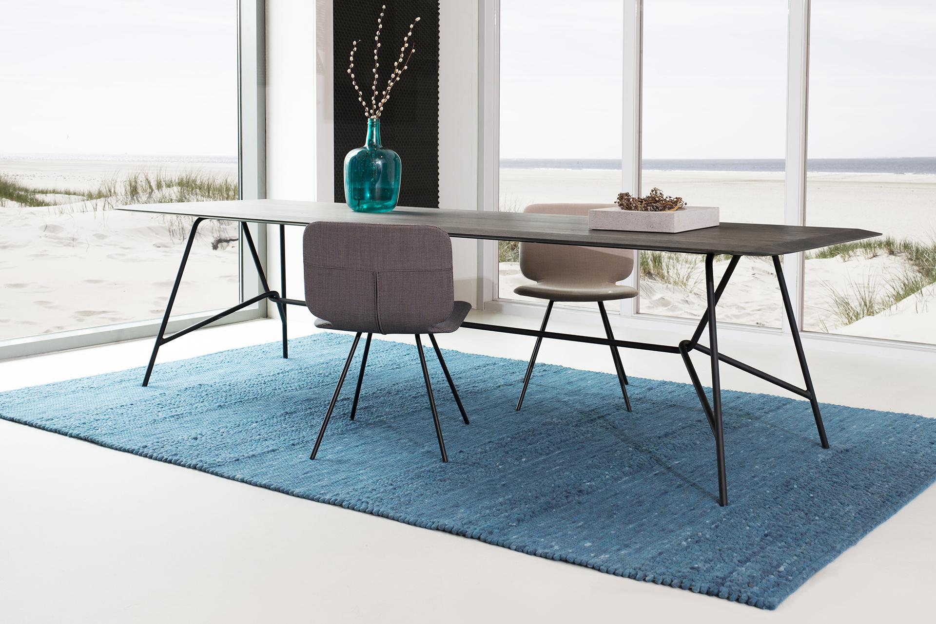 Moderne Eettafel Hout.Design Eettafel Air L Peter Van De Water L Odesi Your Dutch Design