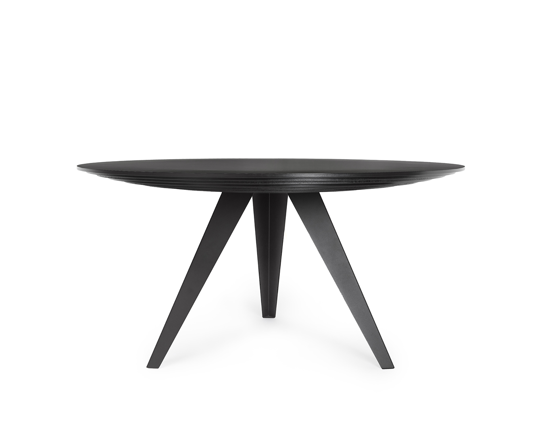 Ronde Tafel Diameter 150 Cm.Ronde Eettafel Belly L Kees Marcelis L Odesi Your Dutch Design