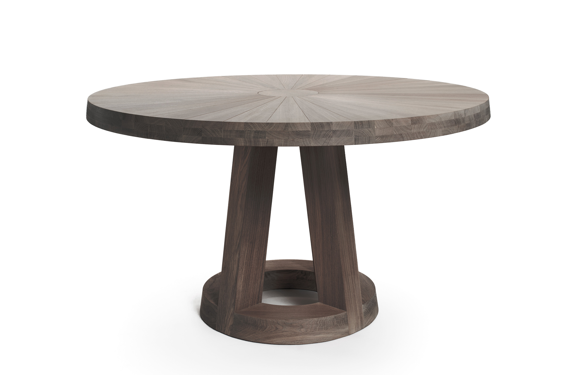 Solid ronde design tafel l remy meijers l odesi your dutch design