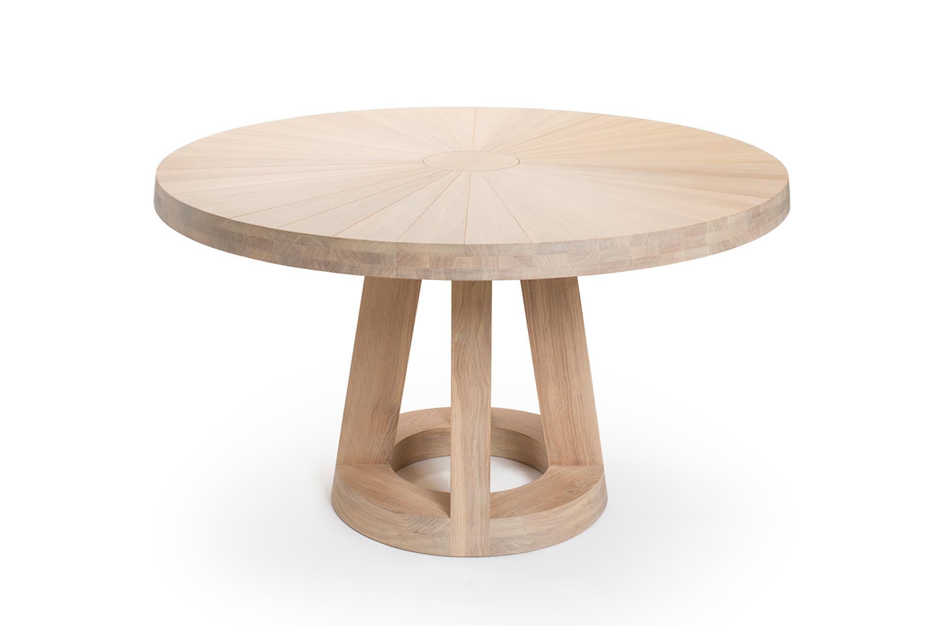 Ronde Eettafel Eijerkamp.Solid Ronde Design Tafel L Remy Meijers L Odesi Your Dutch Design