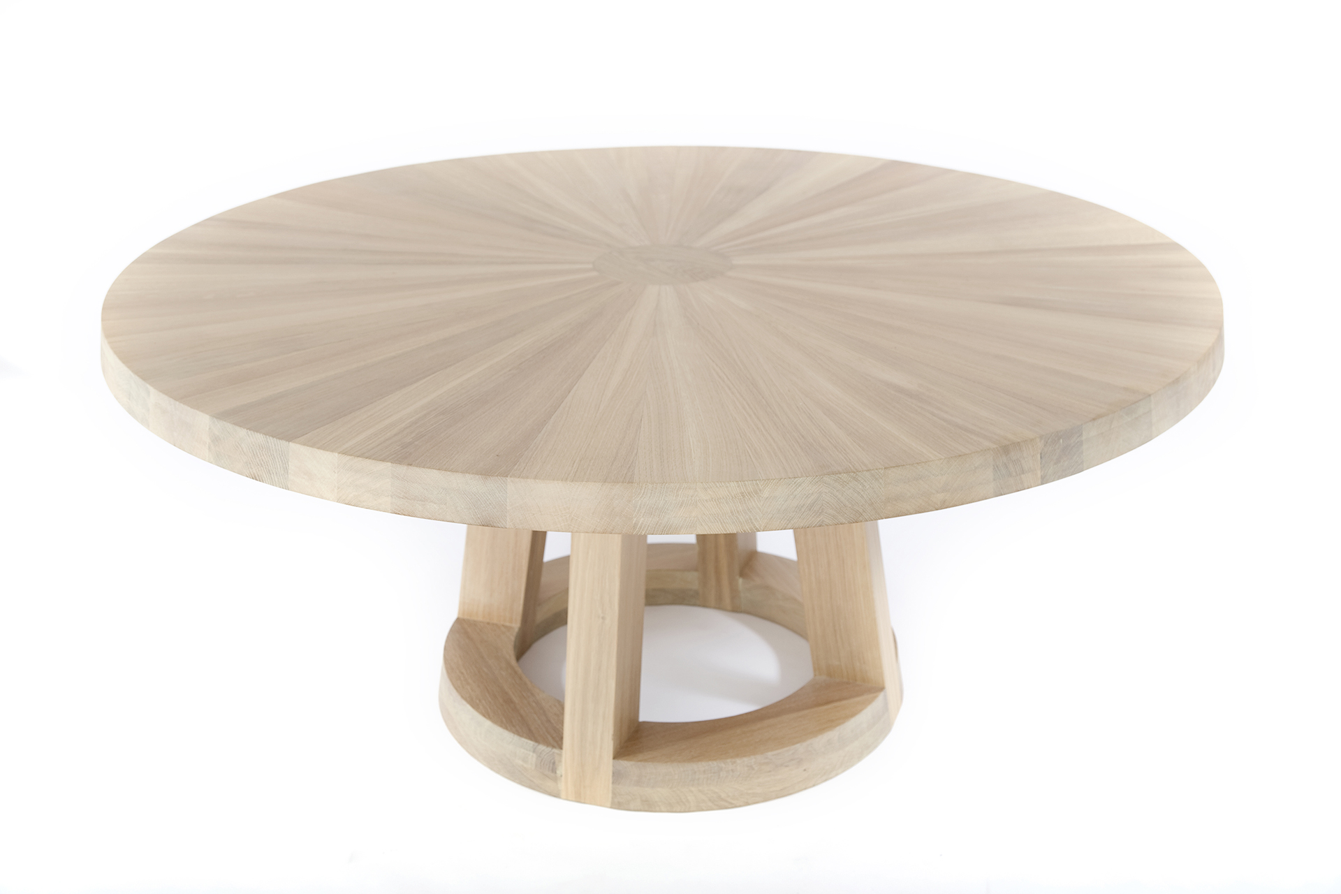 Solid ronde design tafel l remy meijers l odesi. your dutch design.