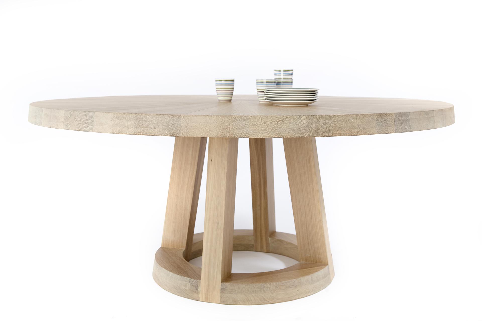 Ronde Tafel 170.Solid Ronde Design Tafel L Remy Meijers L Odesi Your Dutch Design