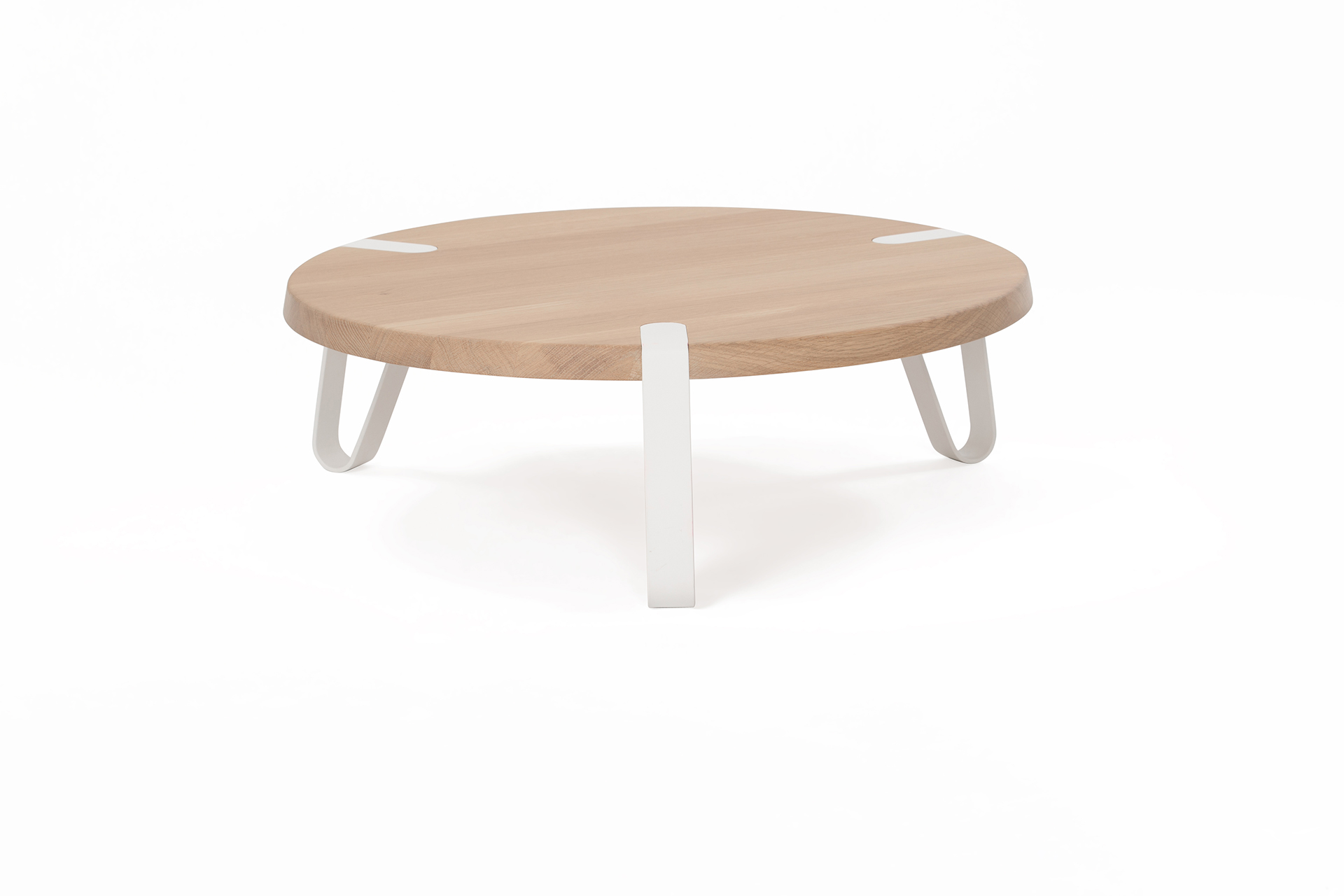Salontafel Wit Hout Rond.Level Rond Design Salontafel L Erik Remmers L Odesi Your Dutch Design