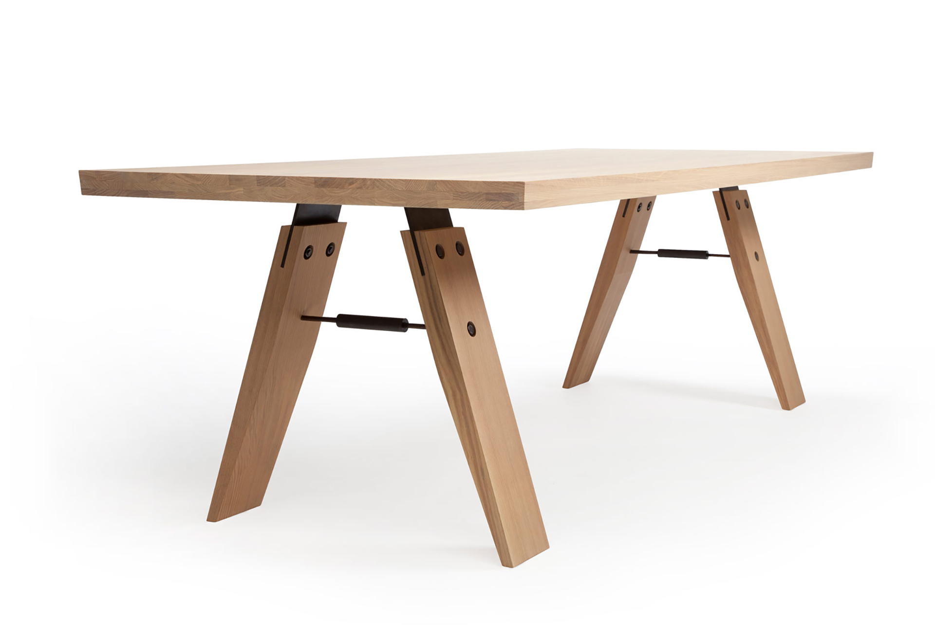 Eettafel Hout 8 Personen.Design Tafel Branch L Marc Th Van Der Voorn L Odesi Your Dutch Design