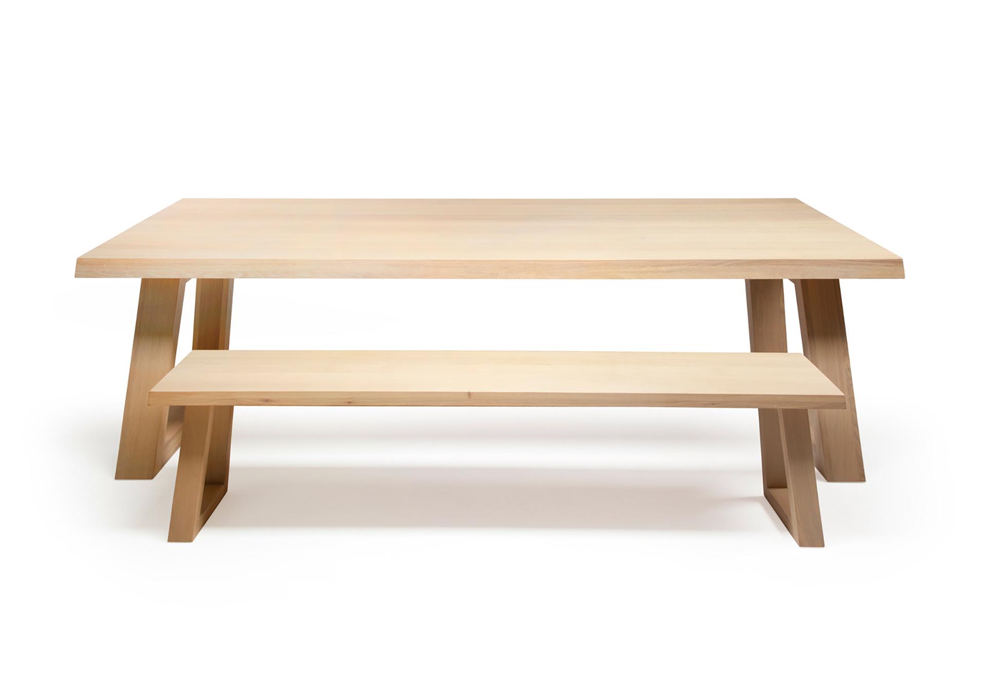Tafel Eiken 300 Cm.Design Eettafel Slide L Remy Meijers L Odesi Your Dutch Design