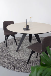 Design vloerkleed wol