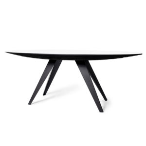 Moderne Ronde Tafel.Ronde Eettafel Belly L Kees Marcelis L Odesi Your Dutch Design
