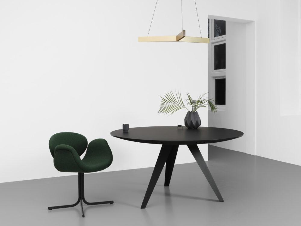ronde tafel design Kees Marcelis